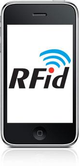 iPhone RFID
