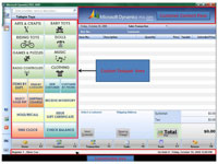 Microsoft Dynamics POS 2009
