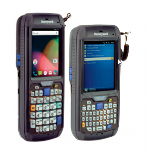 Cn75 Ultra Rugged Mobile Computer