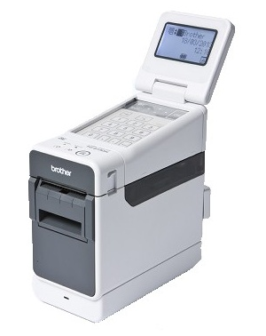 Boost operational efficiency on the sales floor, aisles, and the warehouse with the Brother TD-2000 Series label printer.