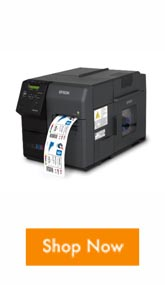 Epson Colorworks c7500 industrial color label printer