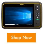 yuma 7 rugged tablet for field workers