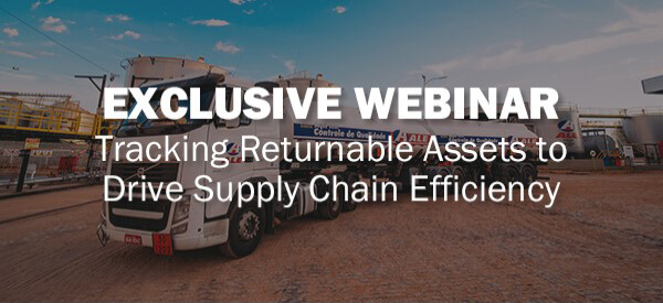 Join Barcodes and TrackX for our upcoming webinar on tracking returnable assets to drive supply chain efficiency.