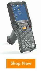 Zebra MC9200 mobile computer with Android operating system