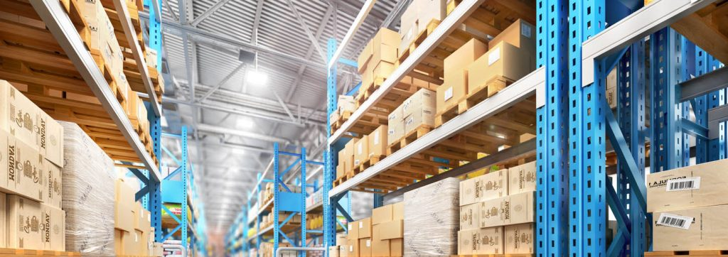 With Wifi and RFID reader deployments to create the modern warehouse