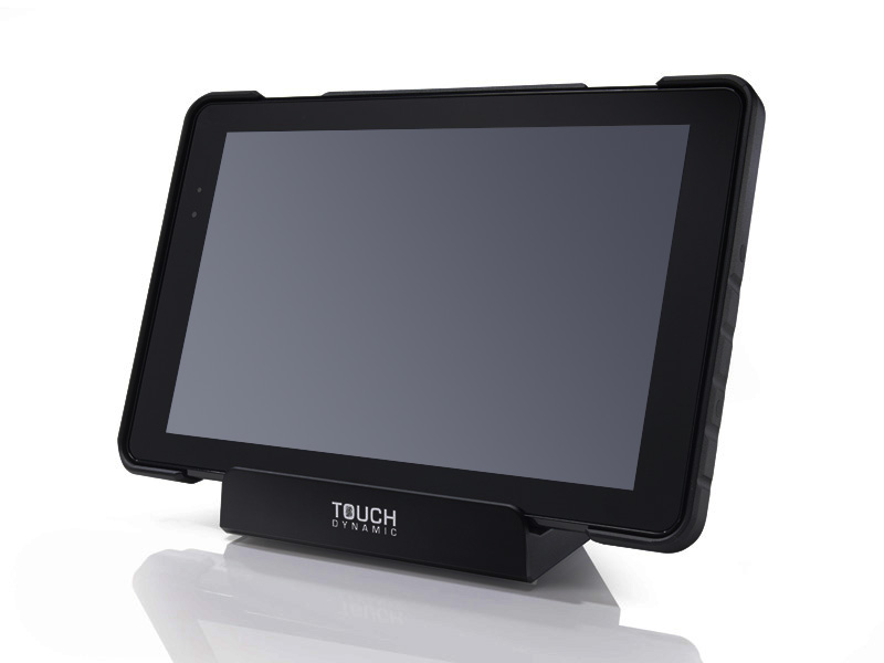 Touch Dynamic Quest III Rugged POS tablet can truly enhance the customer experience by providing the convenience and engagement that your shopper is looking for.