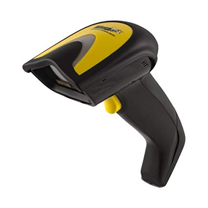 Wasp WLS9600 barcode scanner makes it simple for data entry in your operations.