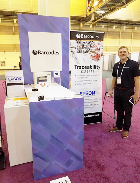 Come meet our traceability expert to learn more about smart printing solutions.