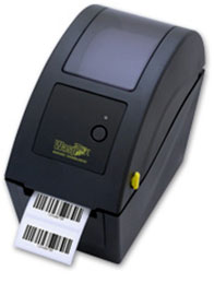 Wasp Barcode Technologies WHC25 Desktop Barcode Label Printer