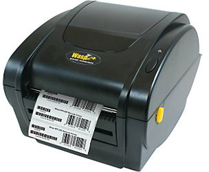 Wasp Barcode Technologies WPL205 Desktop Barcode Label Printer