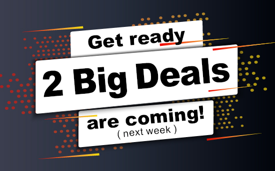 Get ready for Barcodes biggest sale of the season!