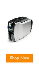 Zebra ZC300 card printer is compact and sleek to fit seamlessly in your operations.