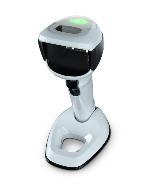Zebra DS9908-HD barcode scanner raise productivity in lab workflow.