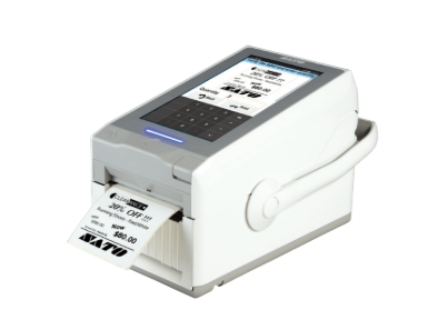Sato FX3 label printer increases efficiency and food safety with accurate labels to date shelf life and tracability.