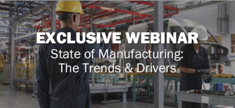 Discover the trends and drivers to stay ahead of your competition in the state of manufacturing with Barcodes and Zebra.