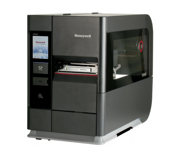 Honeywell PX940 Industrial Printer with Integrated Barcode Verification can improve operational efficiency and cut excessive charge backs from unreadable barcodes.