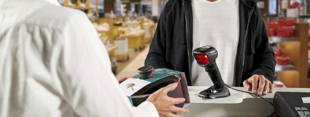 Zebra DS9900 Barcode scanner can speed up your checkout line to increase customer satisfaction.