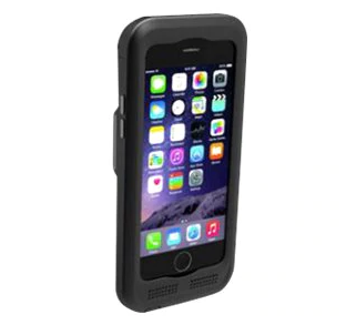 Honeywell SL42 Captuvo sled transform your iPhone into an enterprise ready device to capture data and process transaction anywhere in store.