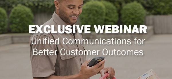 Free Webinar - Unified Communications for Better Customer Outcomes