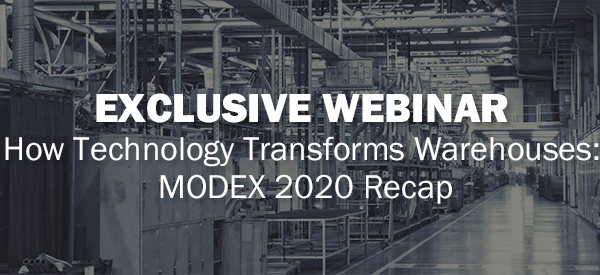 Barcodes at MODEX 2020 Recap
